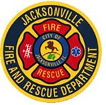 Jacksonville Fire and Rescue Department Logo