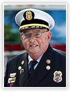 FireChief Jack K. McElfish