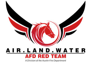air land water logo